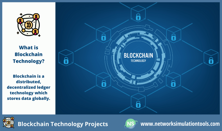 Research paper review of blockchain technology projects for students