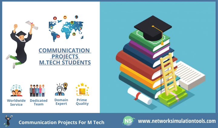 Latest Top 20 Communication Projects for M Tech students