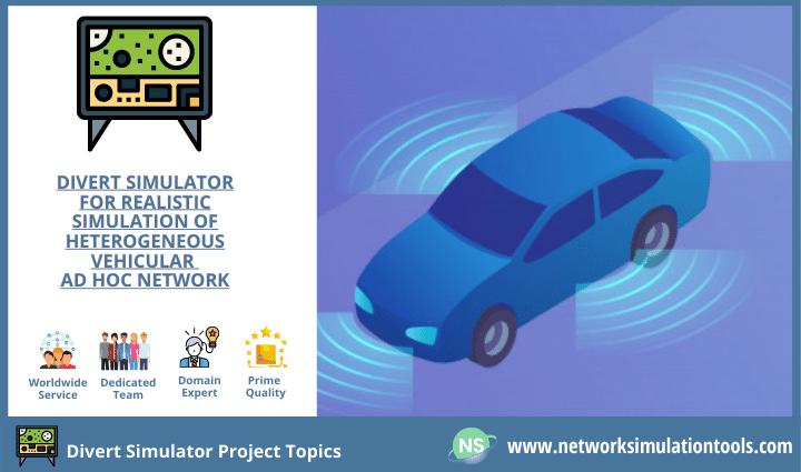 Recent Research Divert simulator project topics