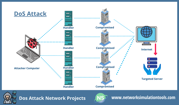 Preventing DoS Attack Network Projects with source code