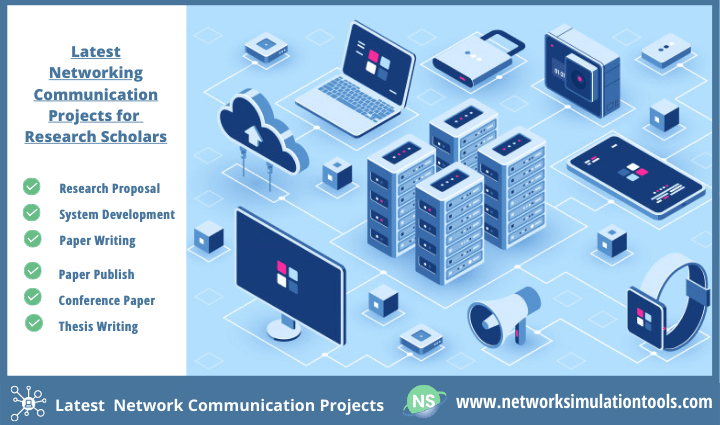 Innovative latest network communication projects with source code