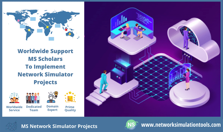 Assistance to MS Network Simulator Projects for Scholars