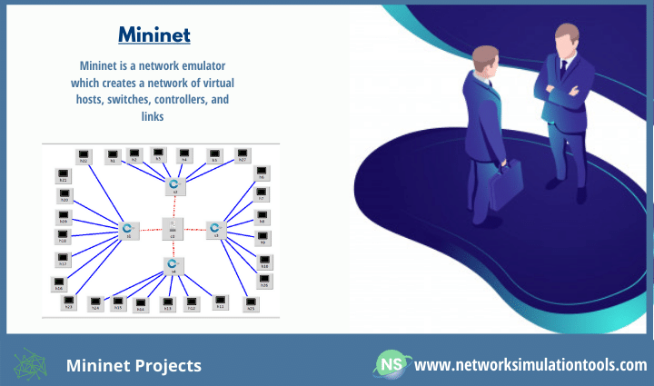 Implementing Mininet projects an instant virtual network emulator