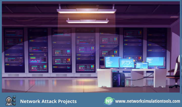 Detailed study of different types of network attacks projects and ways to prevent it.