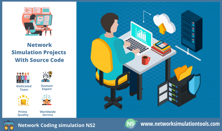 How to implement network coding simulation in ns2