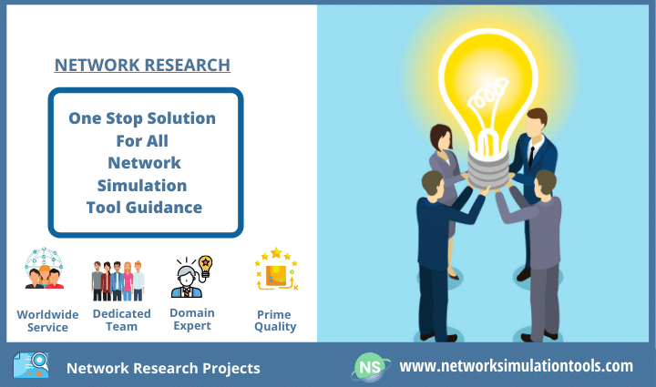 Innovative ideas to implement network research projects with source code for engineering students