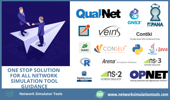 Top 5 best Network Simulator Tools for Research Work