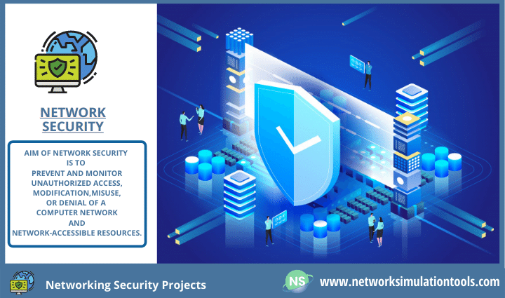 Implementing simple networking security projects with source code