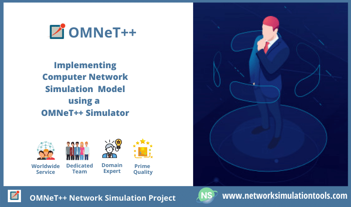 Step by step implementation Omnet Network simulation Projects with Examples