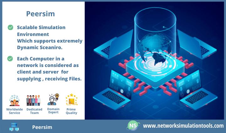 Implementing testbed of heterogeneous cluster using Peersim simulator