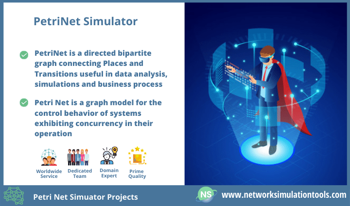 Petri Net simulator Projects for mathematical modelling