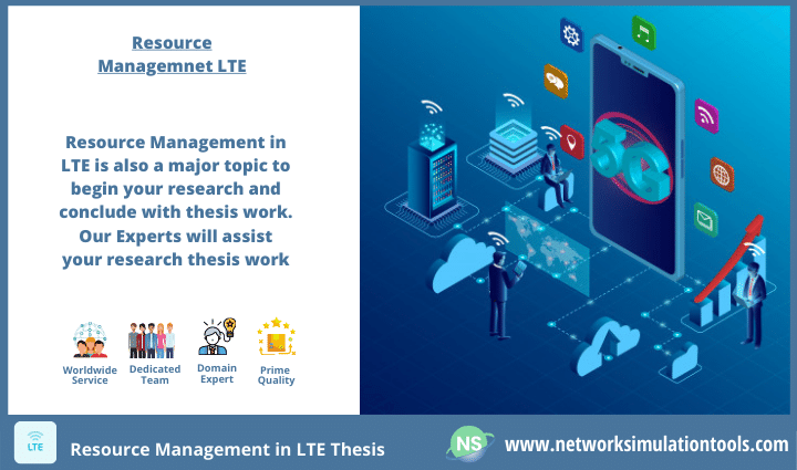 Dynamic distributed resource management in LTE thesis research work