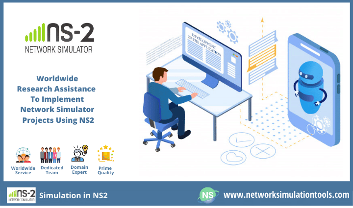 Network simulation in NS2 Network Simulator 2
