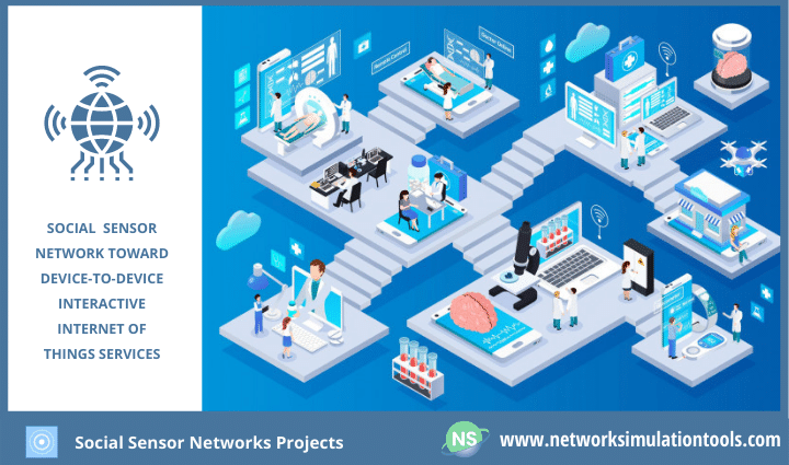 Challenges faced in implementing social sensor networks projects