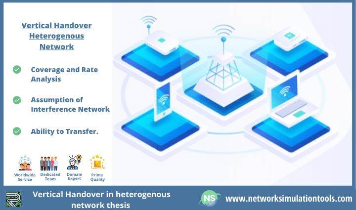 Detailed study of Vertical handover in heterogeneous network Thesis