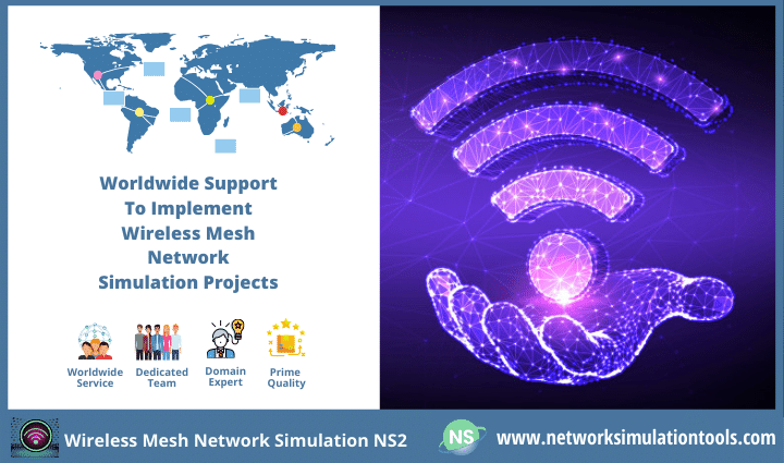 Implementing wireless mesh network simulation using ns2 simulator